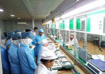 Selamat datang di Axioo Factory Terbaru di Cakung …
